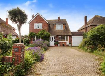 Thumbnail 3 bed detached house for sale in Golden Avenue, East Preston, West Sussex