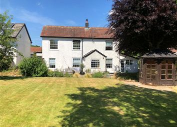 Thumbnail 3 bedroom detached house for sale in Lower Washfield, Tiverton, Devon