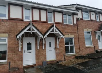 Thumbnail 2 bed terraced house to rent in Medlar Court, Cambuslang, Glasgow