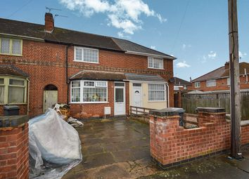Thumbnail 3 bed property for sale in Rotherby Avenue, Leicester