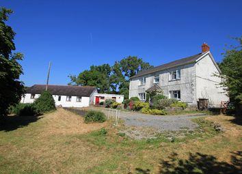 Thumbnail 5 bed detached house for sale in Peniel, Carmarthen, Carmarthenshire