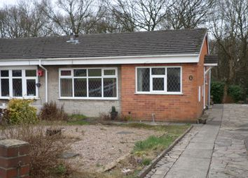 Thumbnail 2 bed bungalow to rent in Lowell Drive, Parkhall, Stoke On Trent