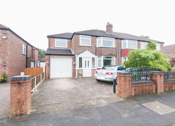 Thumbnail 4 bed semi-detached house for sale in Cromer Road, Sale