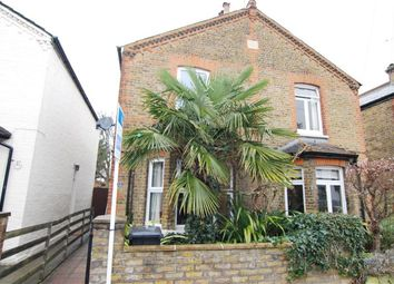 Thumbnail 2 bedroom semi-detached house for sale in Shortlands Road, Kingston Upon Thames