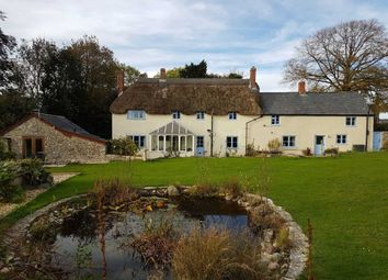 Thumbnail 4 bed detached house for sale in Holditch, Nr. Axminster, West Dorset
