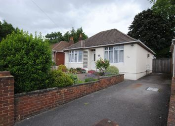 Thumbnail 2 bedroom detached bungalow for sale in Dean Road, Southampton