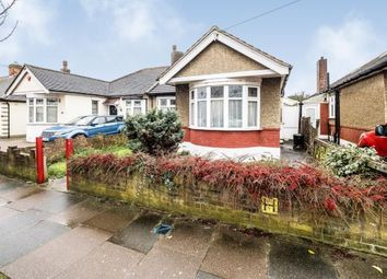 Thumbnail 3 bedroom bungalow for sale in Stoke Avenue, Ilford
