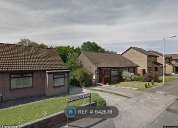 Thumbnail 2 bed bungalow to rent in Rhodfa'r Eos, Swansea