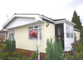 Thumbnail 3 bed bungalow for sale in Four Winds Caravan Park, Broseley