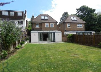 Thumbnail 4 bed detached house for sale in Milespit Hill, London