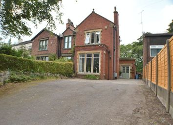 Thumbnail 4 bed semi-detached house for sale in Woodend Lane, Hyde