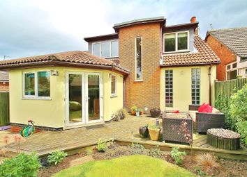Thumbnail 3 bed detached house for sale in Brighton Avenue, Syston, Leicestershire