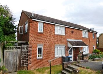 Thumbnail 1 bed end terrace house for sale in Lara Close, Chessington