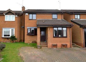 Thumbnail 3 bed detached house for sale in Wardlow Close, West Hunsbury, Northampton