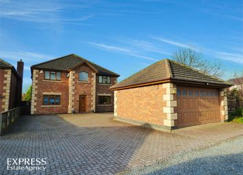 Thumbnail 4 bed detached house for sale in Hinckley Road, Stoke Golding, Nuneaton, Leicestershire