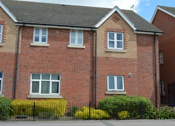 Thumbnail 1 bedroom flat for sale in The Quadrant, Drummond Road, Leicester