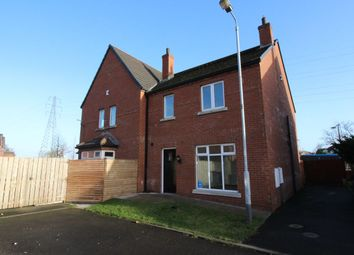 Thumbnail 3 bed semi-detached house for sale in Lewis Park, Belfast