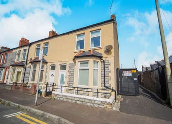 Thumbnail 2 bed end terrace house for sale in Digby Street, Barry