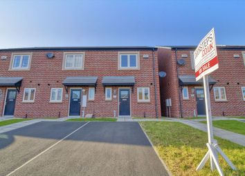 Thumbnail 2 bed end terrace house for sale in Osprey Way, Hartlepool