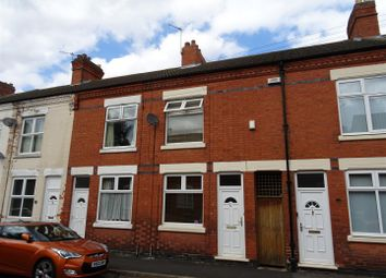 Thumbnail 2 bed terraced house for sale in Victoria Road, Coalville, Leicestershire