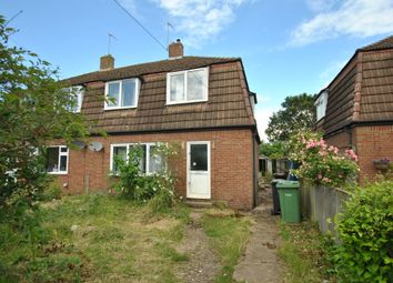 Thumbnail Semi-detached house for sale in Wilding Road, Wallingford