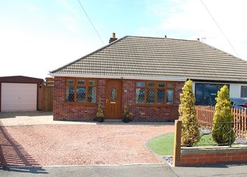 Thumbnail 2 bed semi-detached bungalow for sale in Peashill Close, Sileby, Leicestershire