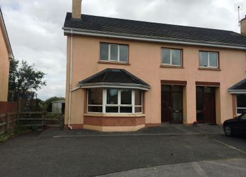 Thumbnail 4 bed semi-detached house for sale in 12 Warren Avenue, Boyle, Roscommon