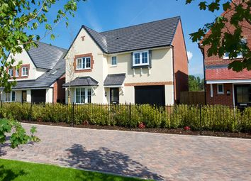 """Thumbnail 4 bedroom detached house for sale in """"Somerton"""" at Blackpool Road, Kirkham, Preston"""