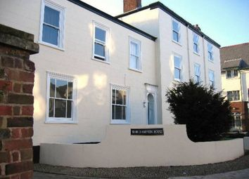 Thumbnail 1 bed flat to rent in Shirehampton House, 35-37 St Davids Hill, Exeter