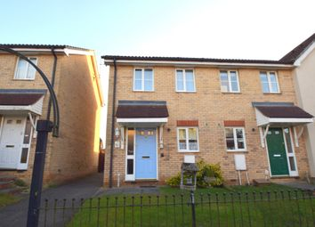 Thumbnail 2 bedroom end terrace house for sale in Pearmain Walk, Haverhill