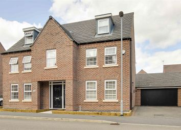 5 bed detached house for sale in Latin Grove, Hucknall, Nottinghamshire NG15