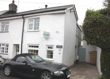 Thumbnail 2 bed end terrace house for sale in New Street, Ottery St. Mary