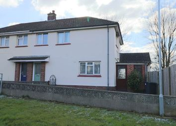 Thumbnail 3 bed semi-detached house for sale in Wilkey Close, Barnstaple