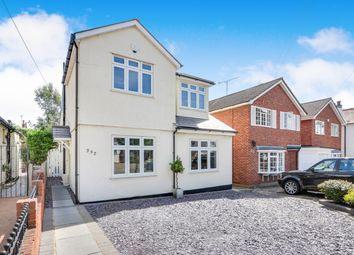 Thumbnail 4 bed detached house for sale in Station Road, Leigh-On-Sea, Essex