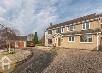 The Butts, Lydiard Millicent, 3 SN5. 4 bed detached house for sale