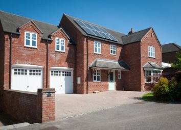 Thumbnail 5 bed detached house for sale in Yeomans Grange, Sutton Coldfield