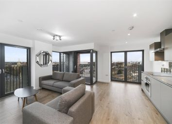 Thumbnail 2 bed flat to rent in Azure Building, 59 Great Eastern Road, London