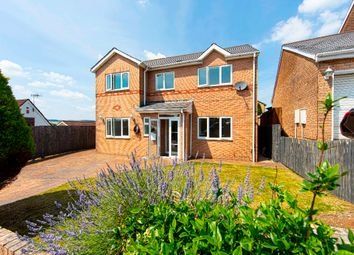 Thumbnail Detached house for sale in Millfield, Quakers Yard, Treharris