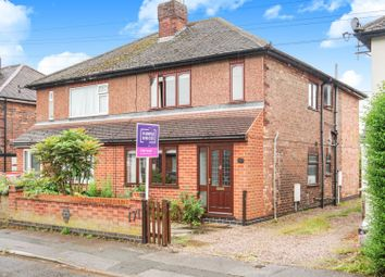 Thumbnail 3 bed semi-detached house for sale in Cator Lane, Nottingham