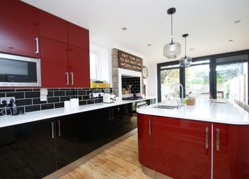 Thumbnail 3 bed terraced house to rent in Burns Road, London