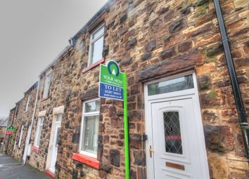 Thumbnail 2 bed terraced house to rent in Spencer Street, Consett