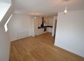 Thumbnail 2 bedroom flat to rent in Cheam Road, Ewell