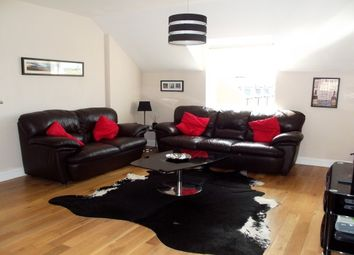 Thumbnail 2 bed flat to rent in Redhills Lane, Crossgate Moor, Durham