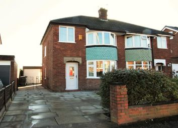 Thumbnail 3 bed semi-detached house to rent in Westover Road, Padgate, Warrington