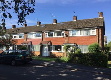 Thumbnail 4 bed terraced house for sale in Linkfield, West Molesey, Surrey