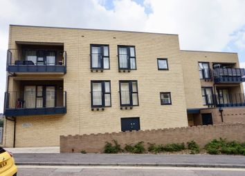 Thumbnail 2 bed flat for sale in Carpeaux Close, Chatham