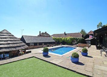 Thumbnail 5 bed detached house for sale in Stanbridge Road, Great Billington, Leighton Buzzard
