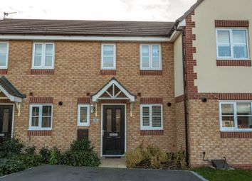 Thumbnail 2 bed town house for sale in 46 Ryder Grove, Stoke-On-Trent