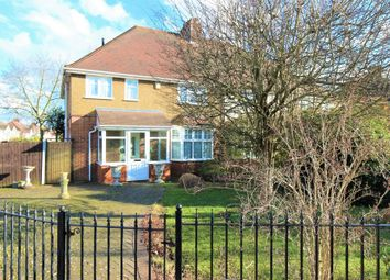 Thumbnail 4 bed semi-detached house to rent in High Road, Broxbourne