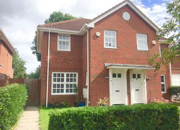 Thumbnail 3 bed semi-detached house to rent in Longcroft Gardens, Welwyn Garden City
